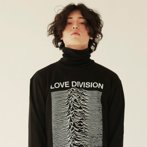[ODD단독76%할인]love division long sleeve