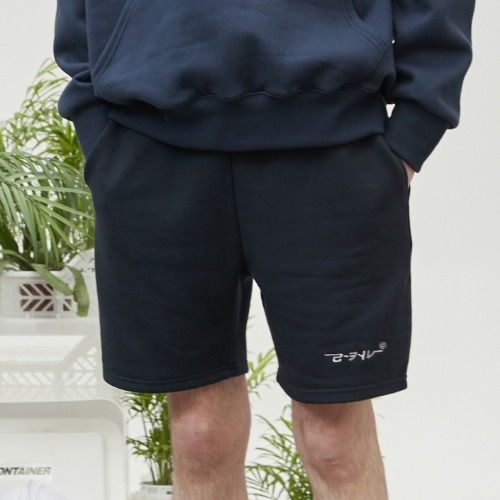 new RC shorts (navy)