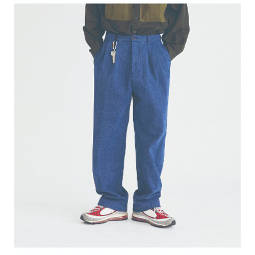 RETRO DADDY PANTS (DENIM)