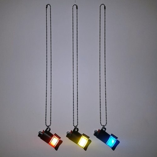 REFLECT LIGHTER NECKLACE - 3COLOR