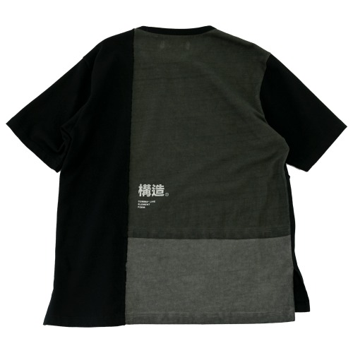 STRUCTURE-T(Washed BK)