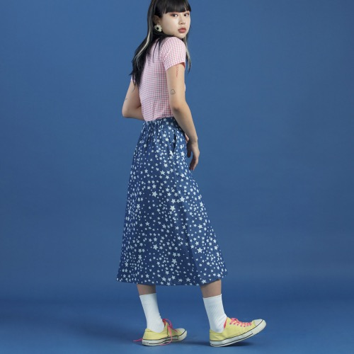 NEONMOON STAR SKIRT