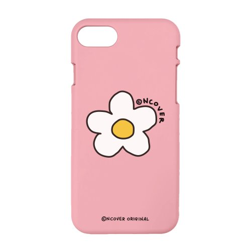 Flower point-pink(color jelly case)
