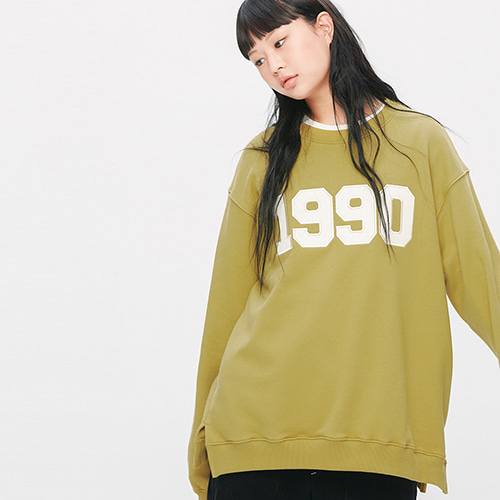 1990's Sweat-Shirts (olive)