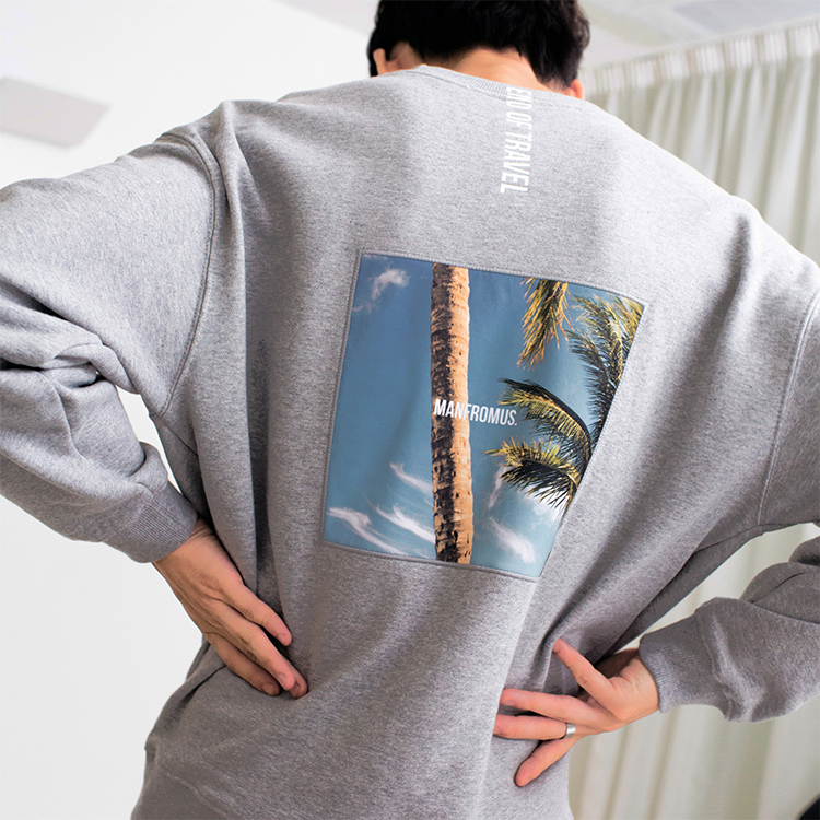 E.O.T SWEATSHIRT - GRAY