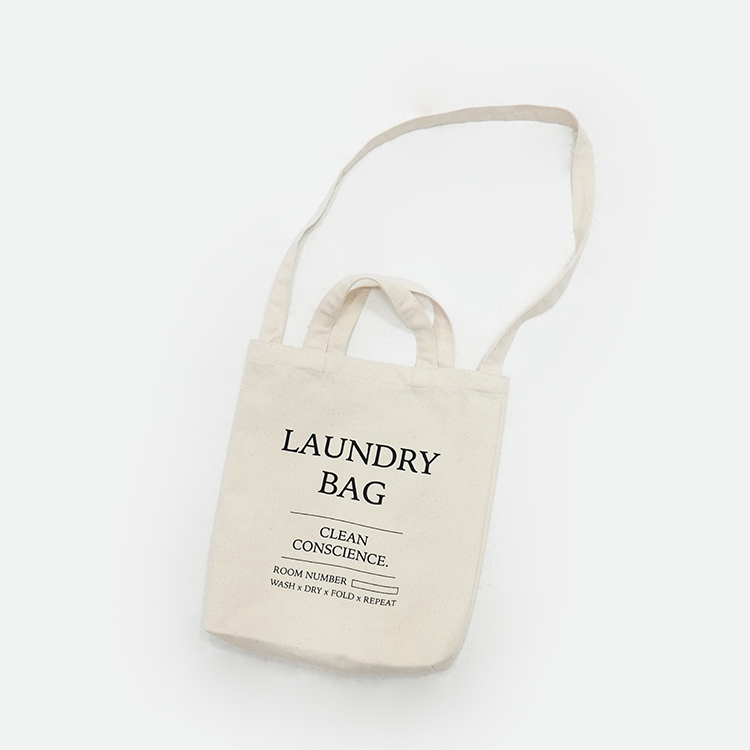 LAUNDRY ECO BAG - IVORY