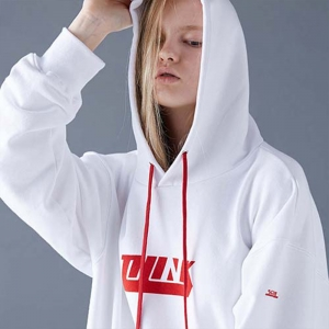 THINK HOODY - WHITE