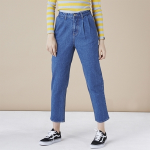 RETRO NAPPING DENIM - LIGHT BLUE