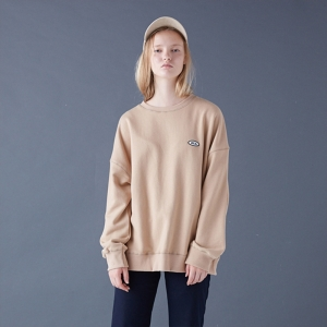 THINK SWEATSHIRTS - BEIGE
