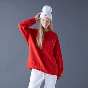 THINK SWEATSHIRTS - RED