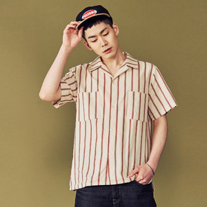 STRIPE SHIRT - I/R