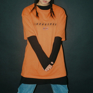 Millenium 1/2 Sleeve - ORANGE