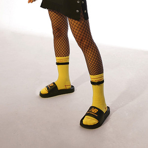 BELT SOCKS SET - YELLOW