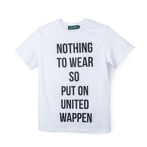 NOTHING WEAR BASIC T-SHIRTS - WHITE