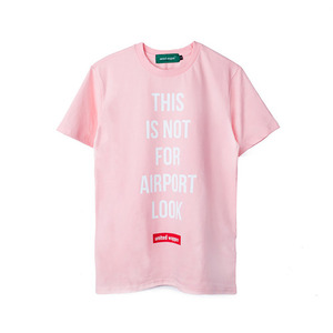 A-LOOK BASIC T-SHIRTS - PINK