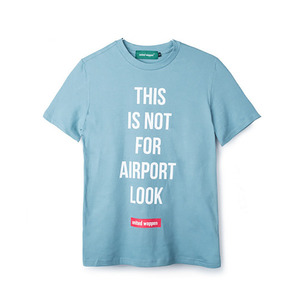 A-LOOK BASIC T-SHIRTS - EMERALD