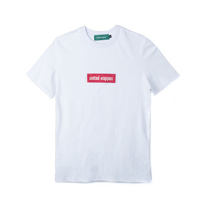 LOGO BASIC T-SHIRTS - WHITE