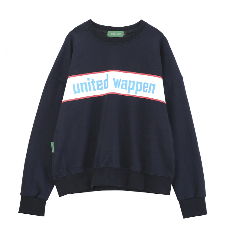 BASIC OVERSIZE SWEATSHIRTS - NAVY
