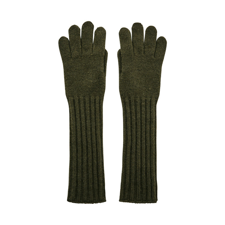 LONG GLOVES - KHAKI