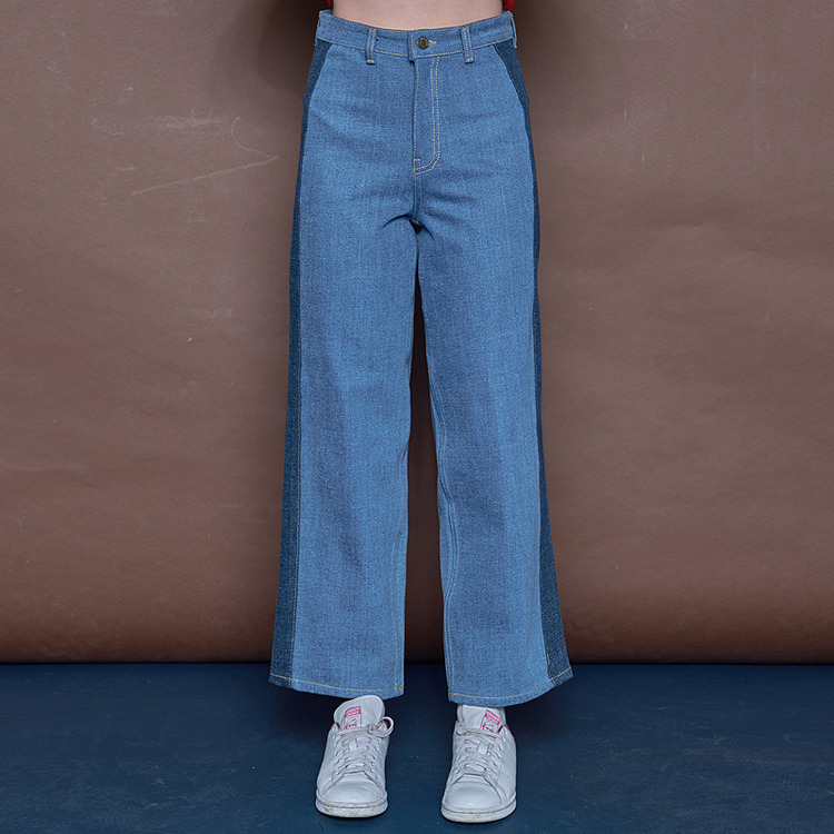 POINT DENIM PT - L/BLUE