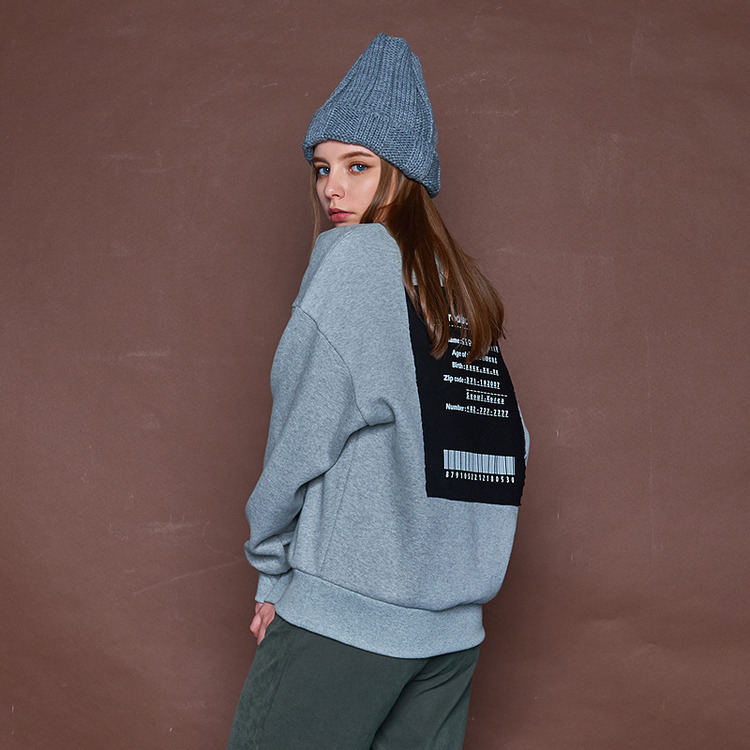 PATCH M2M - GREY