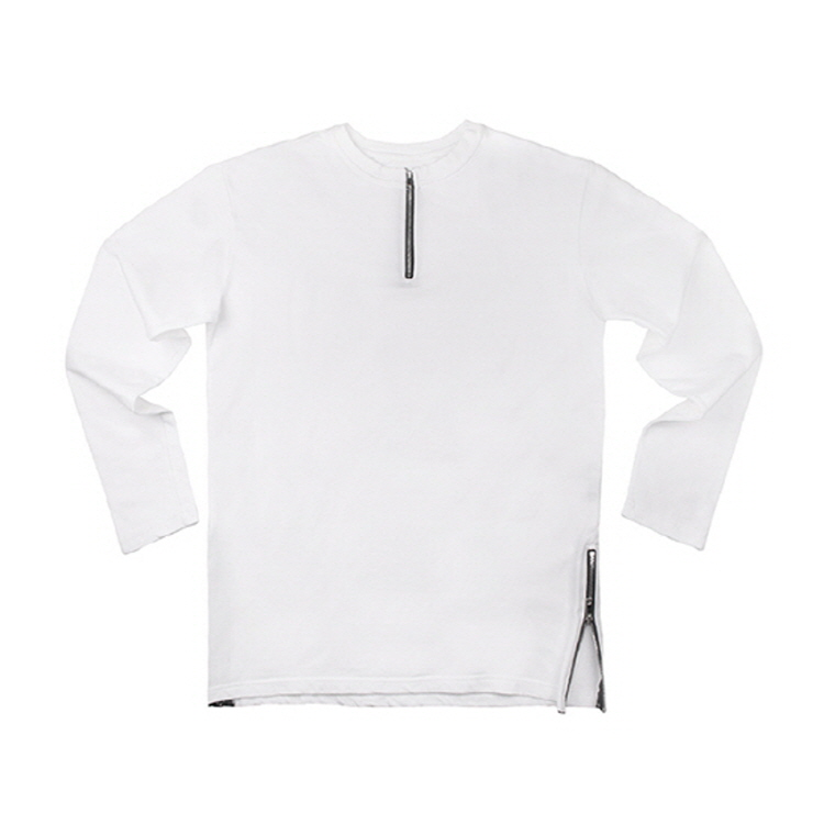 ZIPPER WEAR - WHITE