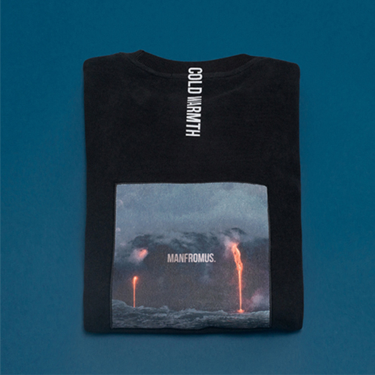 C.W SWEATSHIRT - BLACK