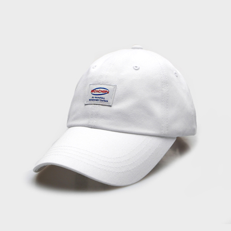 HOLOGRAM LABEL 6P CAP - WHITE