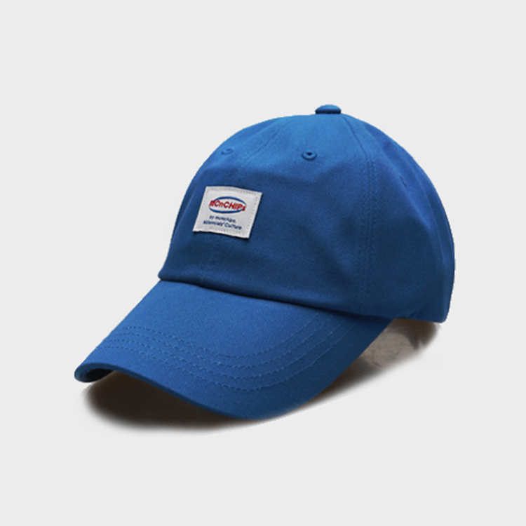 HOLOGRAM LABEL 6P CAP - BLUE
