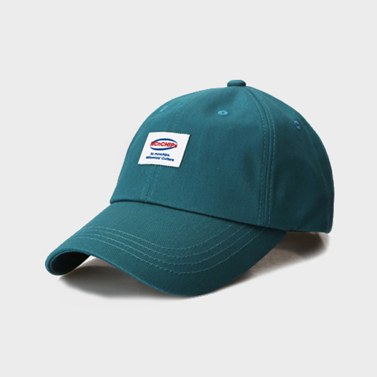 HOLOGRAM LABEL 6P CAP - TEAL