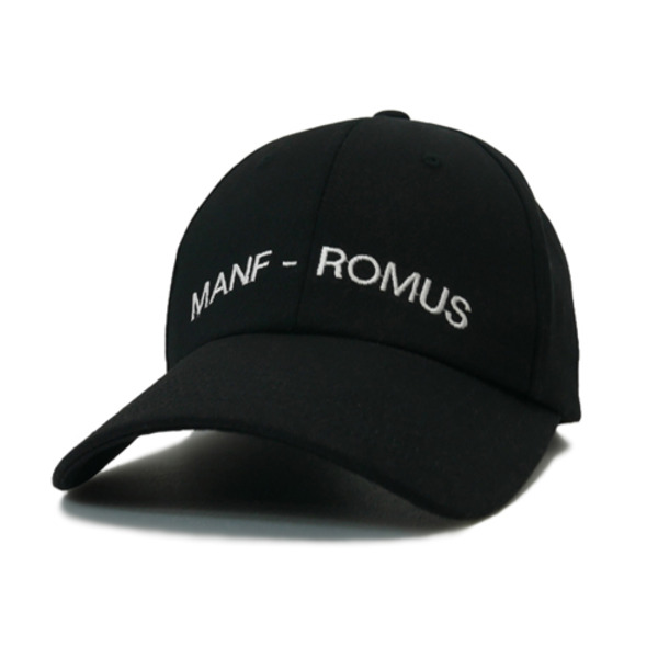 BASIC BALL CAP (BLACK)
