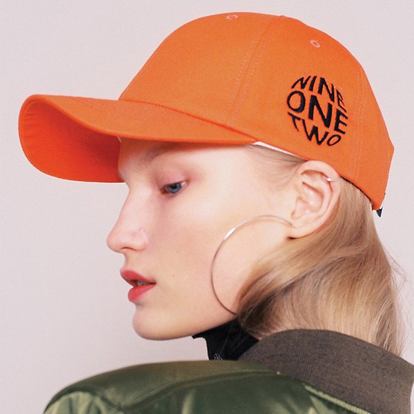 BASIC CAP - ORANGE