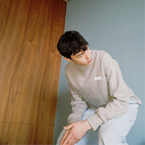 ORIGINAL SWEAT SHIRT - GREY