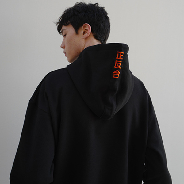 ORIGINAL SWEAT HOODIE - BLACK