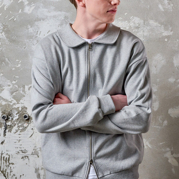 BLOOM SWEAT SHIRTS - GRAY