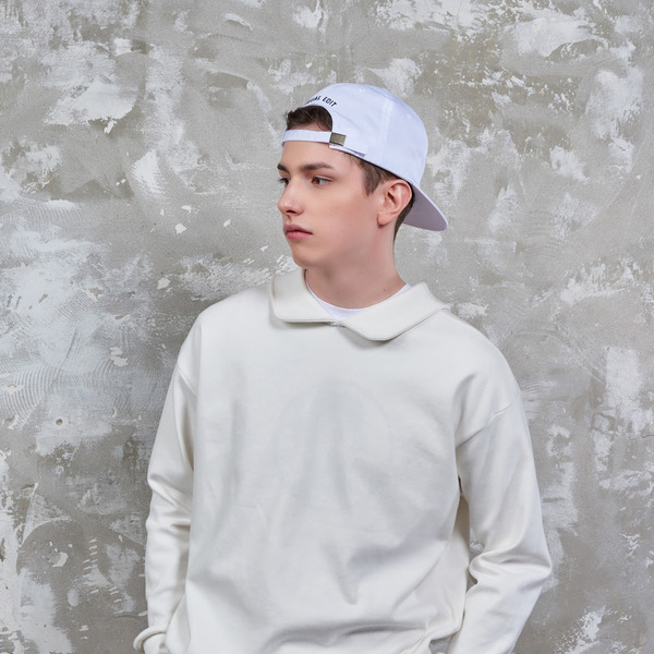 BLOOM SWEAT SHIRTS - IVORY