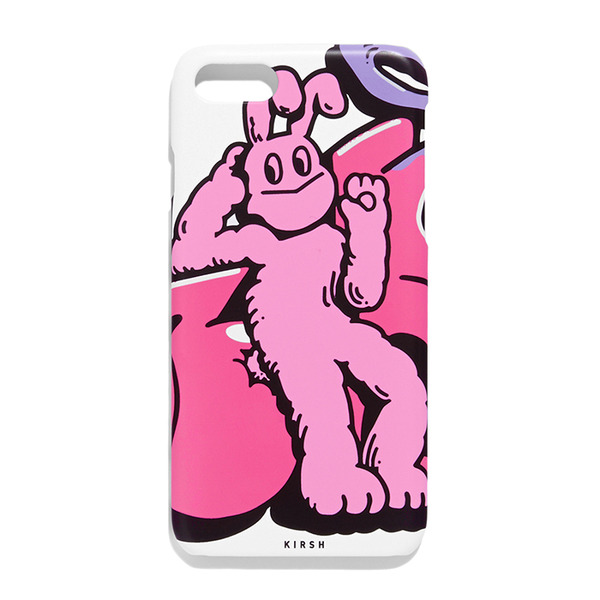 WALL PHONE CASE GS [PINK]