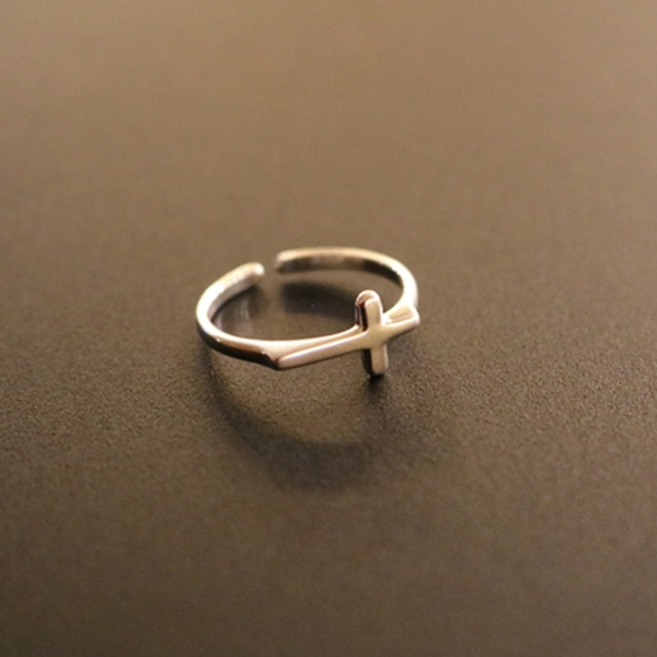 THINCKER 92.5 SILVER RING