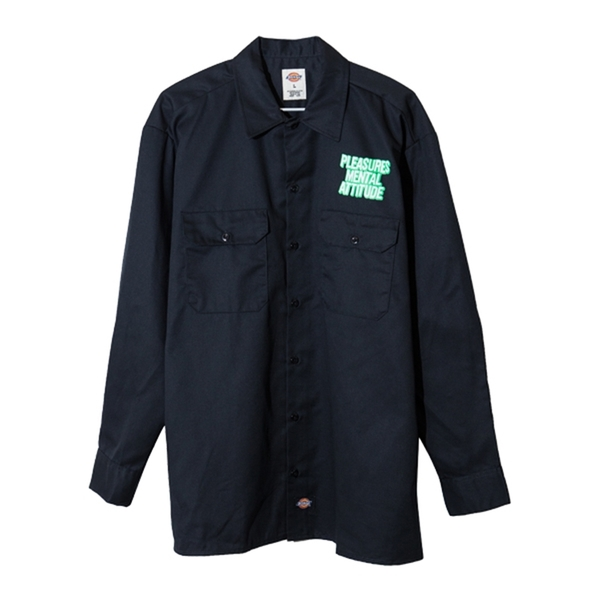 DICKIES MENTAL ATTITUDE BUTTON UP