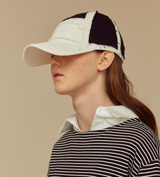 23.65 x NTNP White/Black CAP
