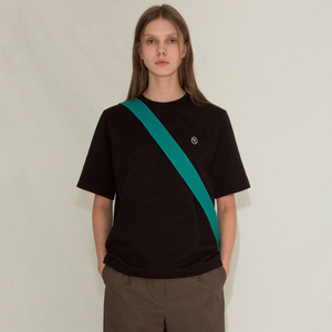 MOL SIGNATURE TEE - BLACK