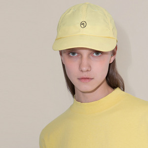 MOL LOGO CAP(+KEYRING SET) - YELLOW