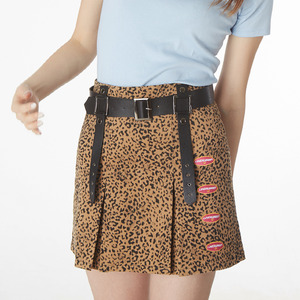 HUNTER BELT SKIRT set
