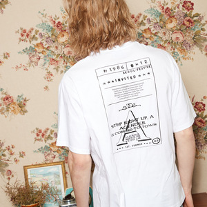 INVITATION T-SHIRT_WHITE