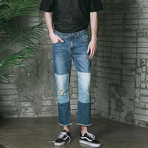 THW-64 WORKPATCH DENIM