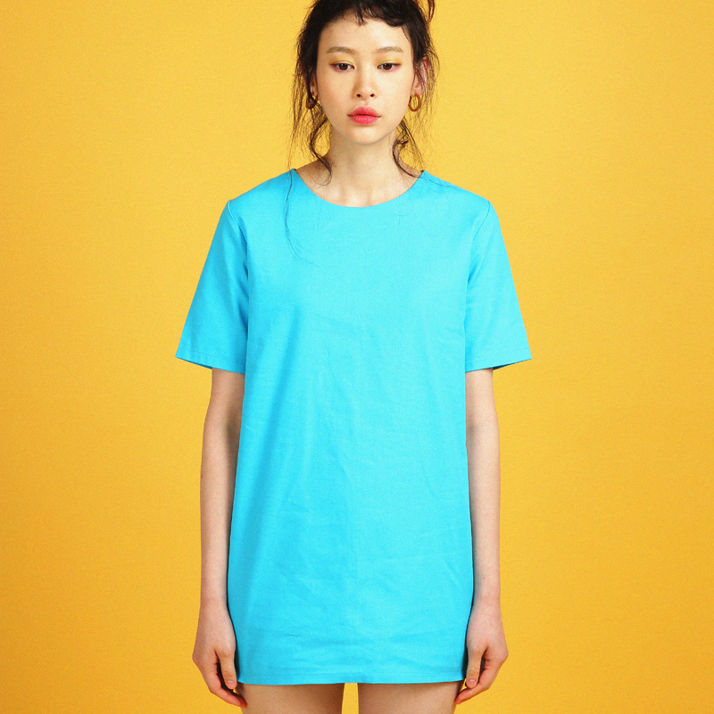DOLMEN MINI ONE-PIECE - SKY BLUE
