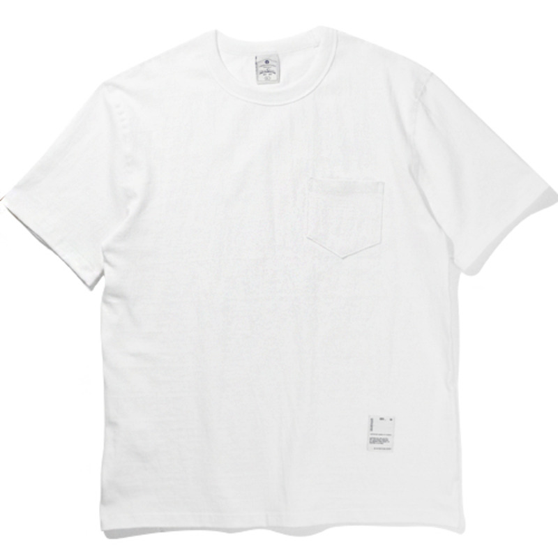 10`s STANDARD pocket T-shirts Off-White