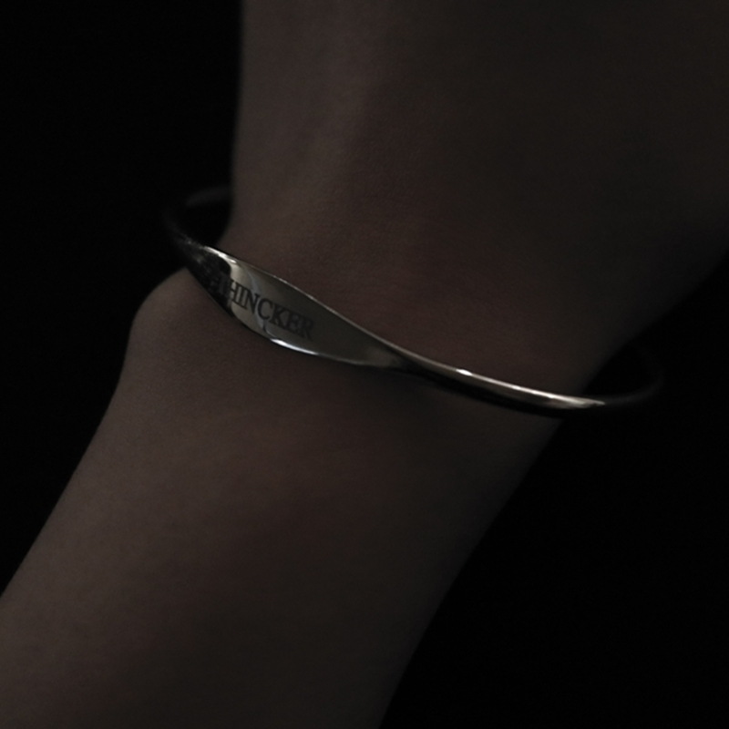 THINCKER STEEL BRACELET - MAN / WOMAN