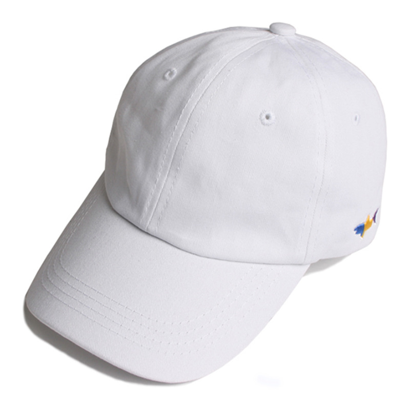 SHARK ICON2 BALL CAP(WHITE)