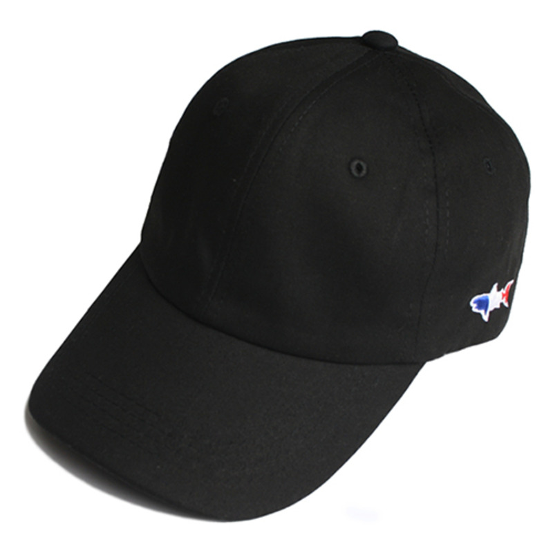SHARK ICON2 BALL CAP(BLACK)